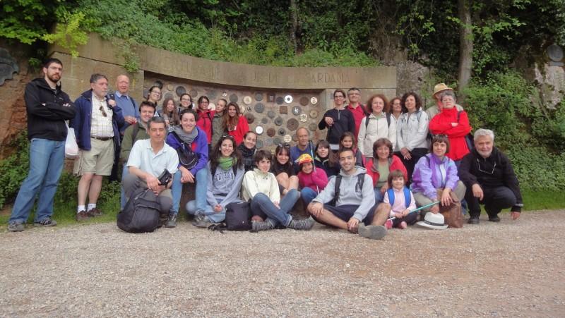 L'excursió a Montserrat