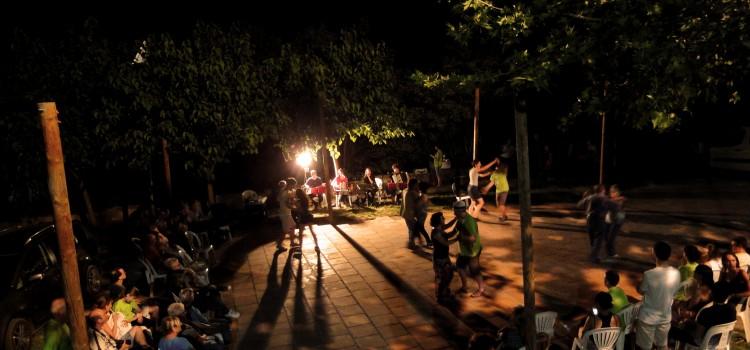 Festa del segar i el batre a Cornet